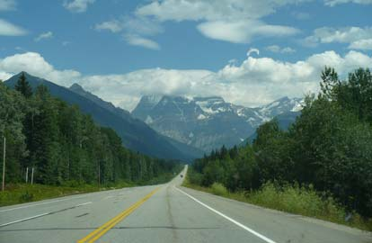 The Alaska Highway, Een highway in het westen van Canada