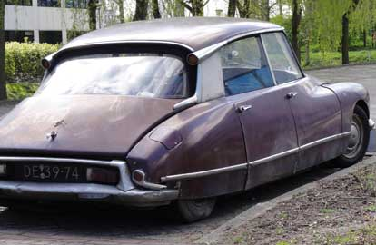 Snoek of Godin?, Citroën