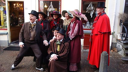 A Christmas Carol, Dickens in Deventer