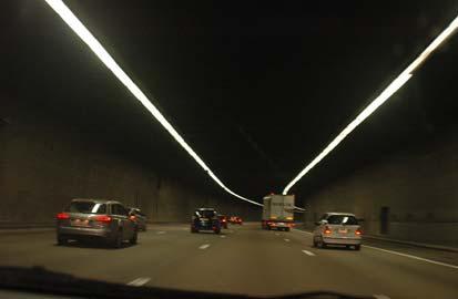 Opening Kennedytunnel, De Antwerpse Kennedytunnel