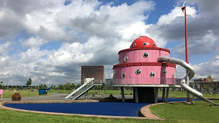 Almere, Het Klokhuis