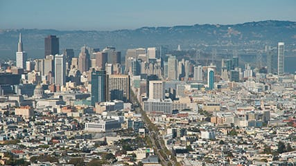Aardbeving San Francisco, San-Francisco