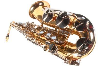 Sax van 130.000 euro, Saxofoon