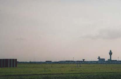 Vliegtuig crash op Schiphol