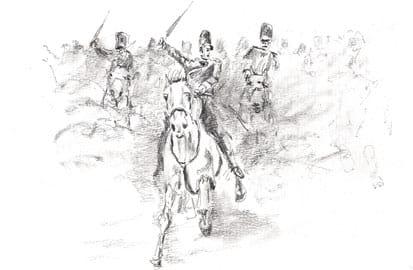 Waterloo, De echte slag bij Waterloo
