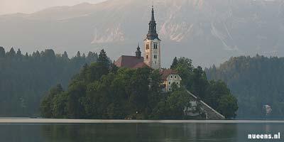 Uitroepen onafhankelijkheid Slovenië