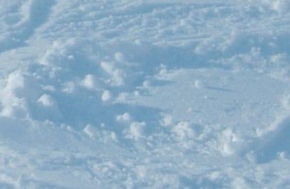 Stilstaan in de sneeuw, Een klein beetje sneeuw doet al snel heel Nederland stoppen