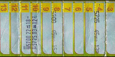 Afschaffing van de strippenkaart