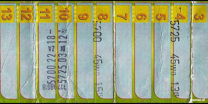 De strippenkaart