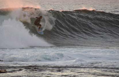 Wereldrecord surfen, Surfer