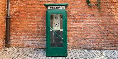 De laatste telefoongids