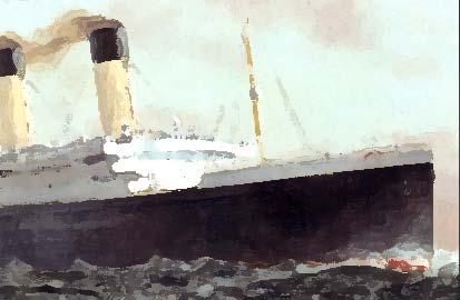 De laatste overlevende van de Titanic