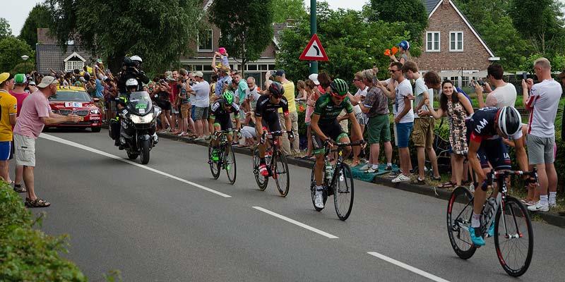 De Giro d'Italia, Doorkomst van de Tour de France in Montfoort in 2015