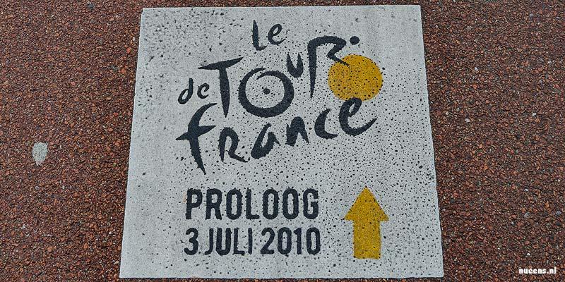 Op 3 julie 2010 vond de proloog van de Tour de France in Rotterdam plaats