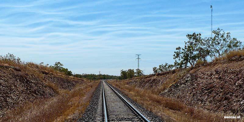 De Transsiberische spoorlijn is de langste ter wereld