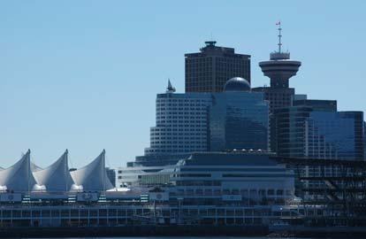Oprichting Greenpeace, Vancouver, de geboortestad van Greenpeace
