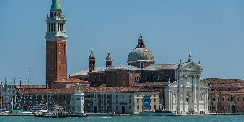 Venetië in de zomer