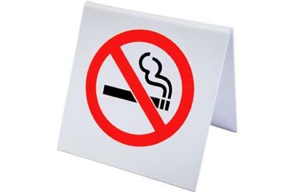 NYC Rookverbod, Verboden te roken