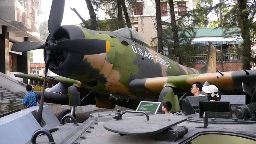 Restanten uit de Vietnam oorlog
