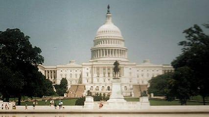 De hoofdstad van de Verenigde Staten, Het Capitool