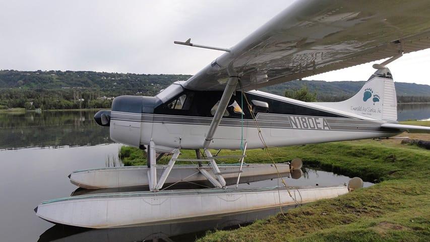 Het watervliegtuig is hét vervoermiddel in Alaska