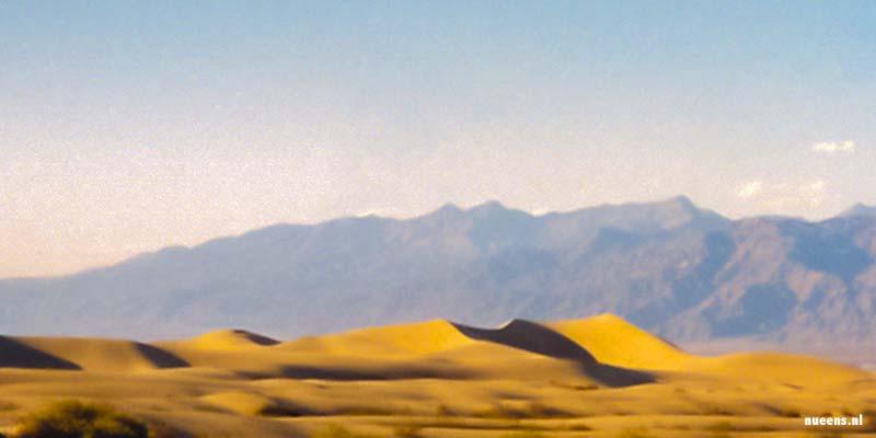 Een willekeurige woestijn