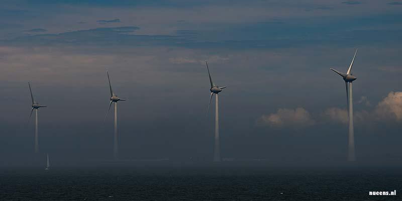 Windmolens bij de Ketelbrug