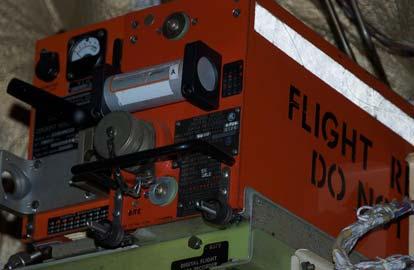Crash van de Concorde, De zwarte doos van een vliegtuig