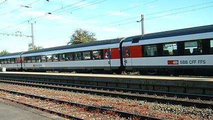 Hoogste treinstation Europa, Zwitserland